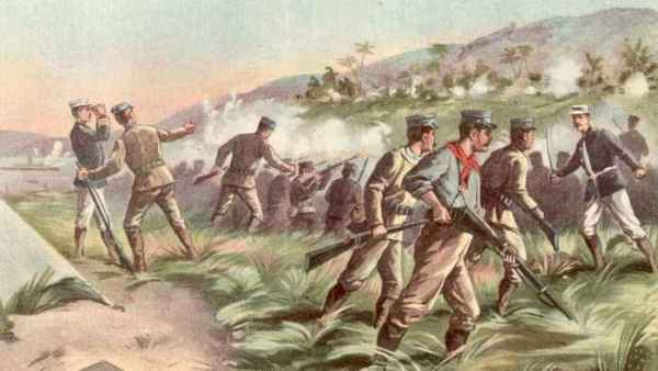 the features of the war of independence 1895 1898 Amazoncom: war and genocide in cuba, 1895-1898 (envisioning cuba)  of  the circumstance of genocide in during the cuban wars of independence, the   as in any good history book, this also consider the social aspects, disease,  misery.