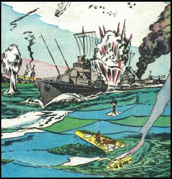 Countdown to Infamy: Timeline to Pearl Harbor, Part Three